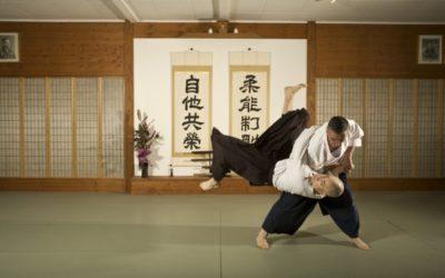 Le Daïto Ryu Aïki Jujutsu