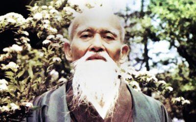 Ueshiba Morihei Senseï