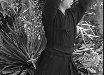 Jodan no Kamae (Kenjutsu & Iaïjutsu)