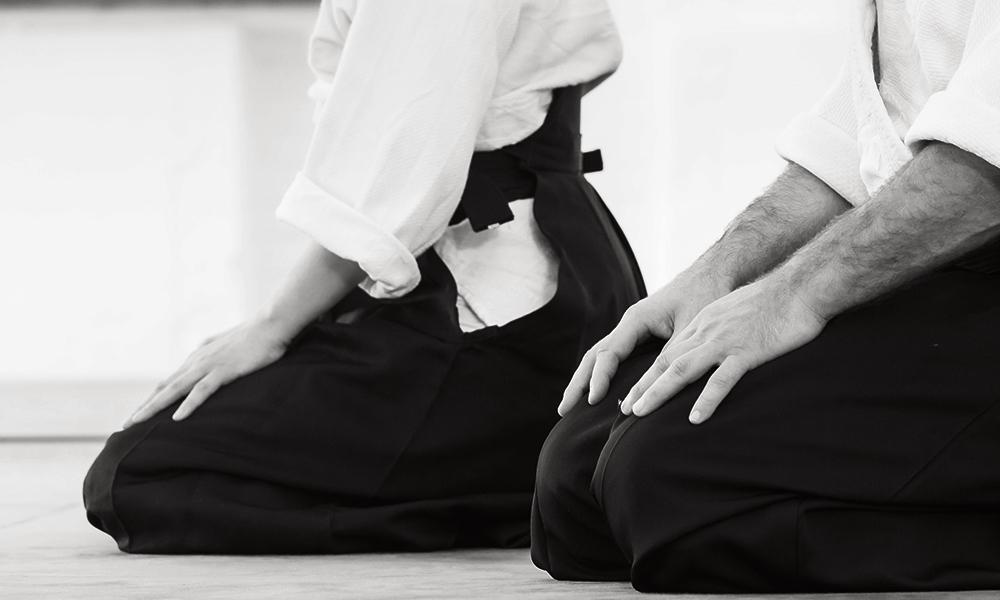 Le Reishiki, rituel du Dojo
